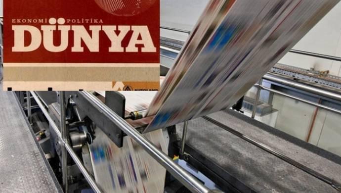 Dünya Gazetesi'nin yeni sahibi belli oldu