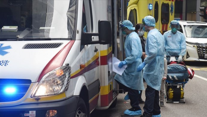 Dünya genelinde koronavirüs vaka sayısı 900 bini geçti