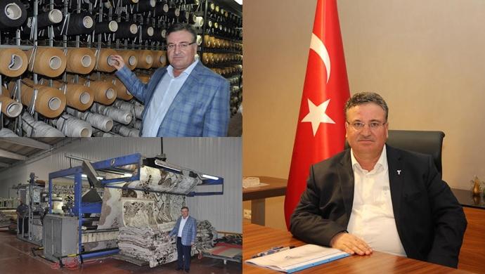 Dünya halıyı Gaziantep'ten alıyor
