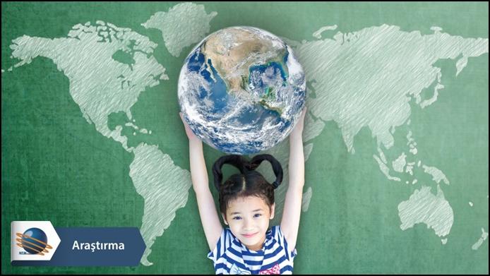 Dünyanın her yerinde çocuklar şiddete maruz kalıyor
