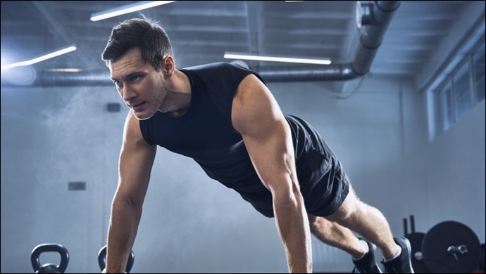 Düzenli Spor Yapan Erkeklerin