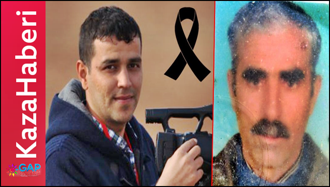 Edessa Tv Haber Editörü Rıdvan Ortakaya'nın acı günü
