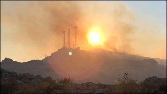 Ege'de ormanlık alanlar yanıyor