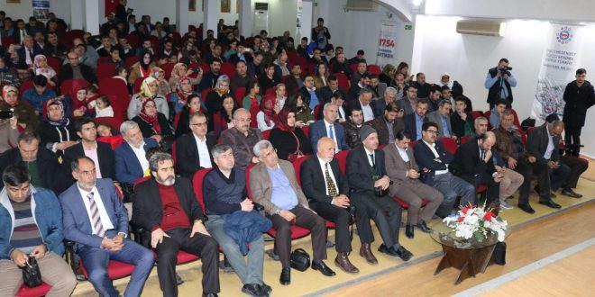 Eğitim-Bir-Sen'den 'Suriyeli Çocukların Eğitime Kazandırılması Paneli'
