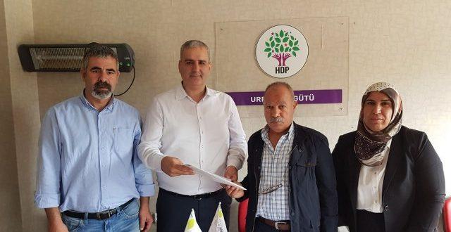 Elk-Elektronik Mühendisi Kandemir HDP Şanlıurfa'dan Aday Adayı Oldu