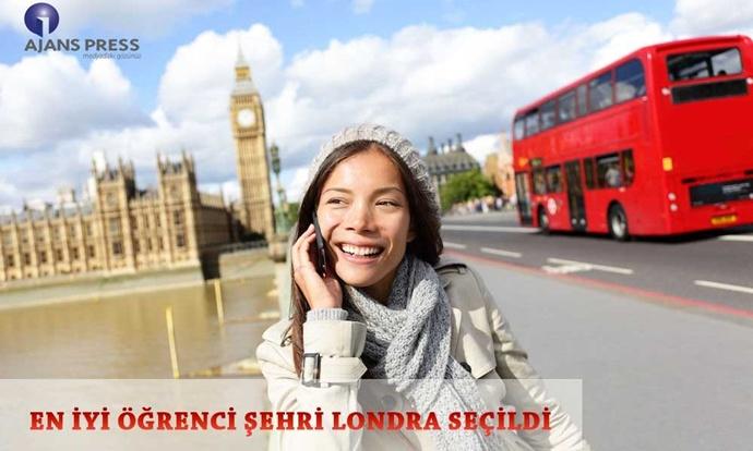 En İyi Öğrenci Şehri Londra Seçildi