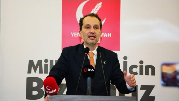 Erbakan: Erken seçimin yapılmasında fayda görüyoruz