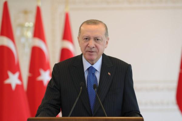 Erdoğan, Darülaceze Yurt ve Kültürel Tesis Açılışı ile Darülaceze Sosyal Hizmet Şehri Tanıtım Törenine katıldı