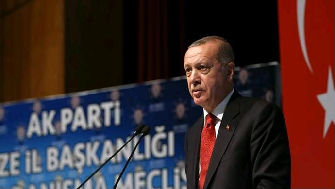 Erdoğan'dan ABD'ye: Ben senin stratejik ortağınım