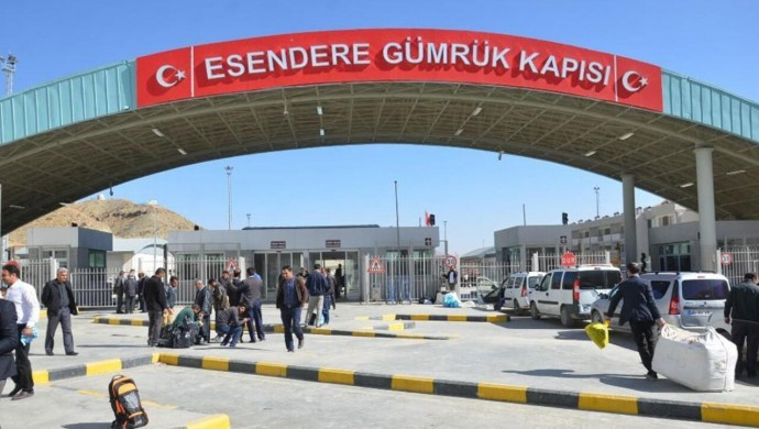 Esendere ve Kapıköy sınır kapısı açılıyor