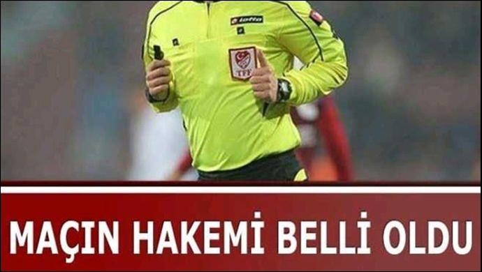 Eskişehir-Şanlıurfaspor maçının hakemi belli oldu