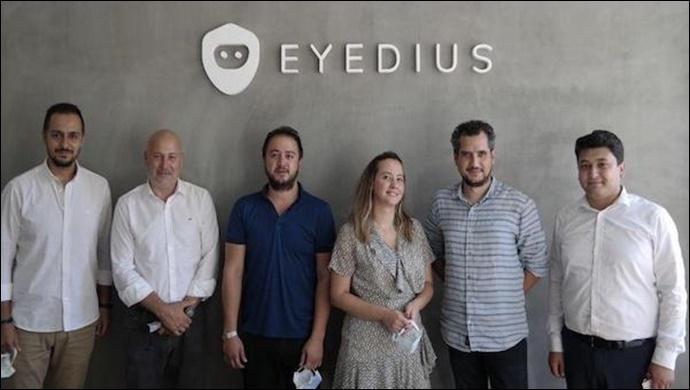 Eyedius 4 milyon 150 bin TL yatırım aldı
