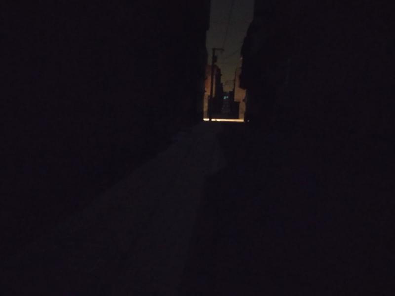 Eyyübiye 2 gündür karanlıkta kalıyor! Nedir bu vatandaşların suçu?