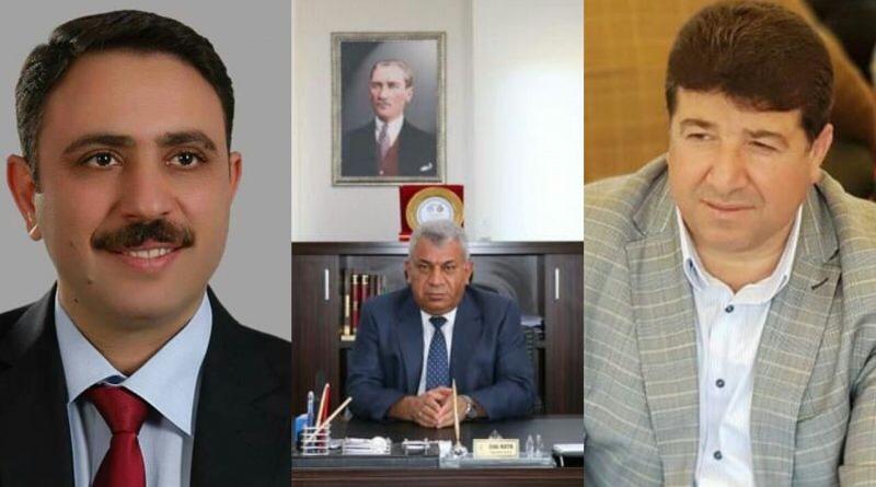 Eyyubiye Belediye Başkan Yardımcıları atandı