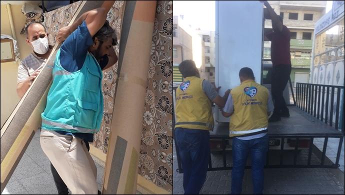 Eyyübiye Belediyesi, Yardımlarına Aralıksız Devam Ediyor