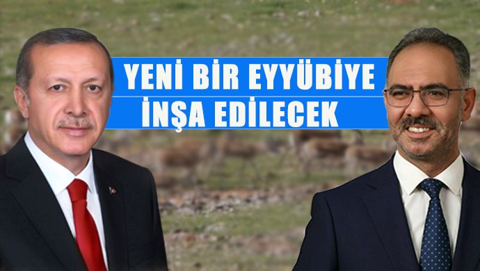 Eyyübiye Belediyesi başvurdu, Cumhurbaşkanı Erdoğan onayladı