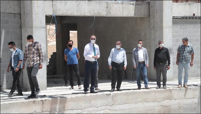 Eyyübiye Belediyesi, Kalıcı Eserler İçin Gece Gündüz Çalışıyor-(VİDEO)