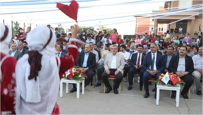 Eyyübiye Belediyesi Toplu Açılış Töreni Düzenledi-(VİDEO)