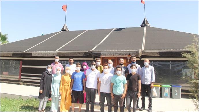 Eyyübiye Belediyesi İle Öğrenciler Üniversiteli Oldu-(VİDEO)