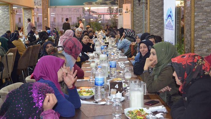 Eyyübiye Belediyesi Engellileri Yine Yalnız Bırakmadı-(VİDEOLU)