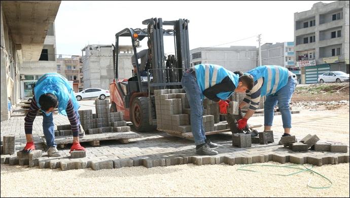 Eyyübiye belediyesinin çalışmaları takdir topluyor-(Video)