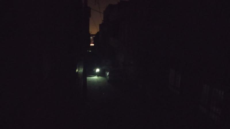 Eyyübiye'nin değişmeyen kaderi: DEDAŞ'ın elektrik kesintileri!