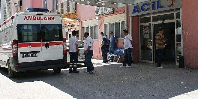 Facia … Beden işçisinin üzerinden kamyon geçti