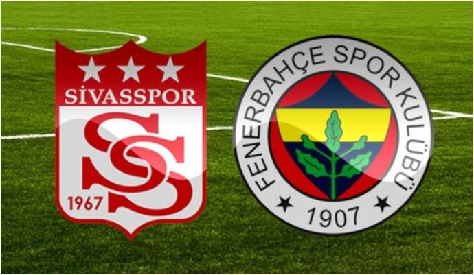 Fenerbahçe, Sivasspor'la puanları paylaştı