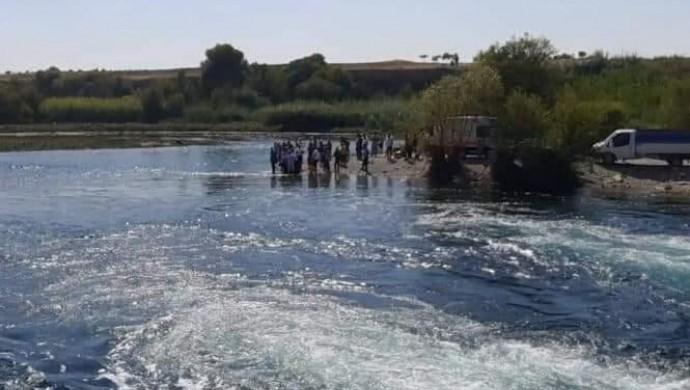 Fırat Nehri'ne giren genç boğuldu