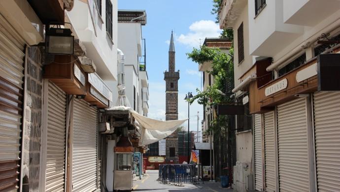 Fotoğraflarla Diyarbakır'ın sessizliği
