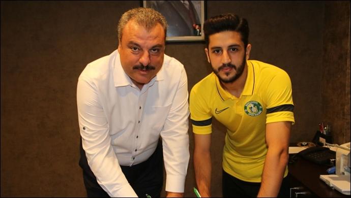 Galatasaraylı Ferhan Evren Şanlıurfaspor'da...