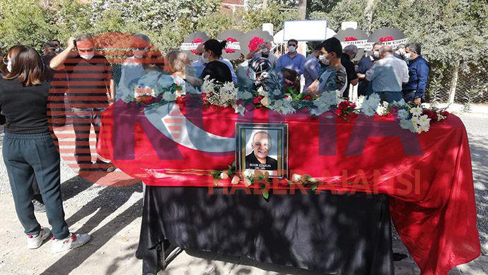 Gazeteci Bekir Coşkun'a veda! Urfa'da defnedildi