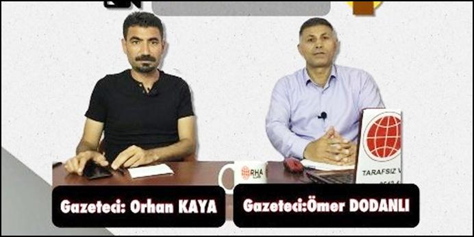 Gazeteciler Kaya ve Dodanlı Siyaset Gündemini Değerlendirdi