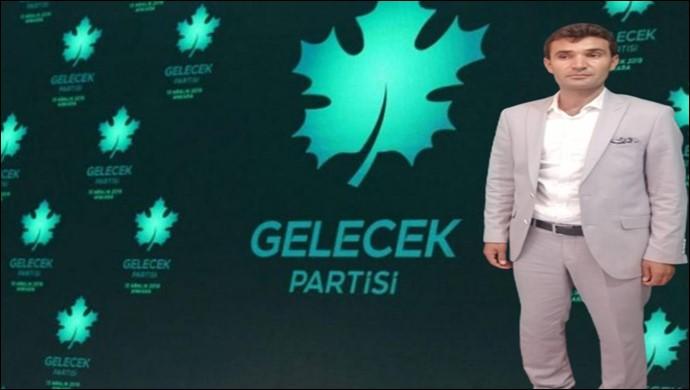 Gelecek Partisi Harran İlçe Başkanı belli oldu!