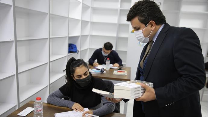 Gençlere, Mehmet Akif Ersoy Kitabı-(VİDEO)
