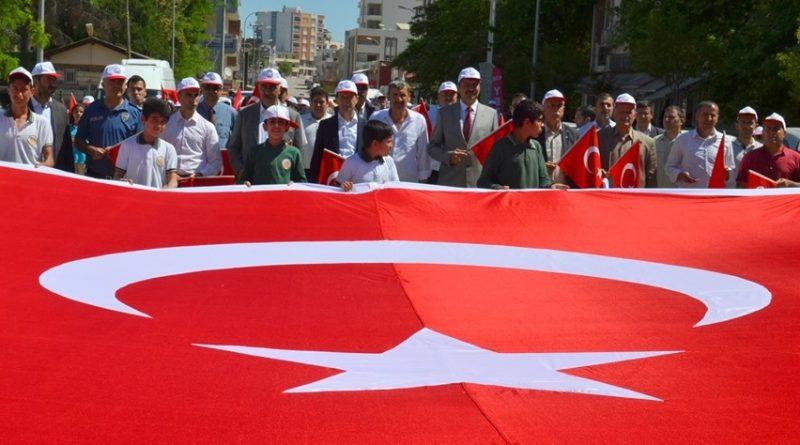 Gençlik Haftası kutlamaları Urfa'da sürüyor