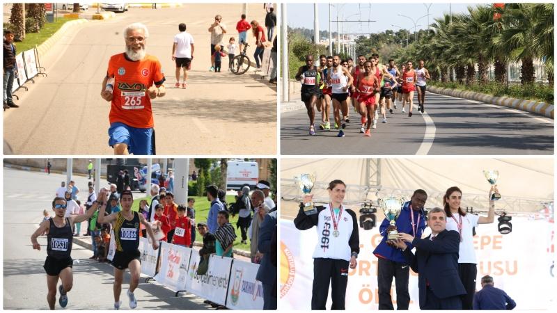 Göbeklitepe Kurtuluş Maratonundan Renkli Görüntüler (VİDEOLU)