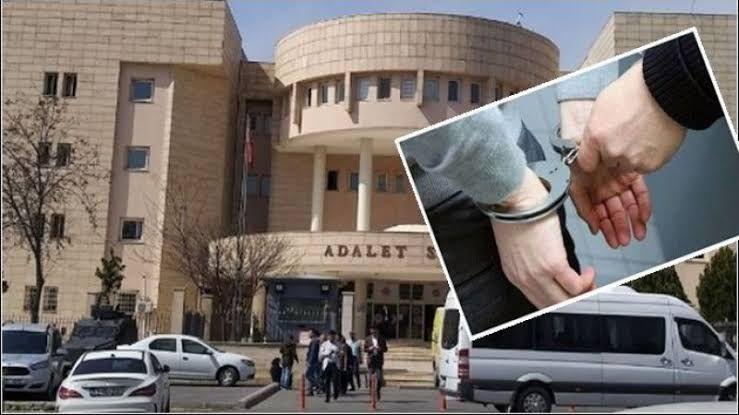 Gözaltına alınan Şüpheliler Adliyeye Sevk Edildi