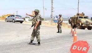 Hakkari'de 30 bölge yasaklandı