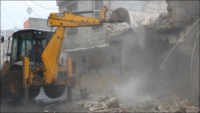 Haliliye Belediyesi, Metruk Yapılara Geçit Vermiyor-(VİDEO)