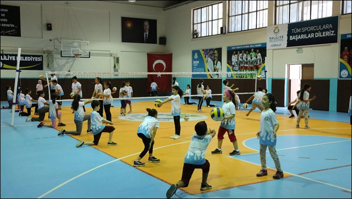 Haliliye Belediyesi Yaz Spor Okulları Başlıyor-(VİDEO)
