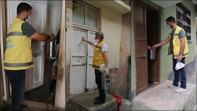 Haliliye Belediyesi, Ramazan Ayı Boyunca Yanlarında Oldu-(VİDEO)
