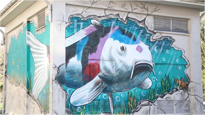 Haliliye Belediyesi İle Trafolar Sanat Eserine Dönüşüyor-(VİDEO)