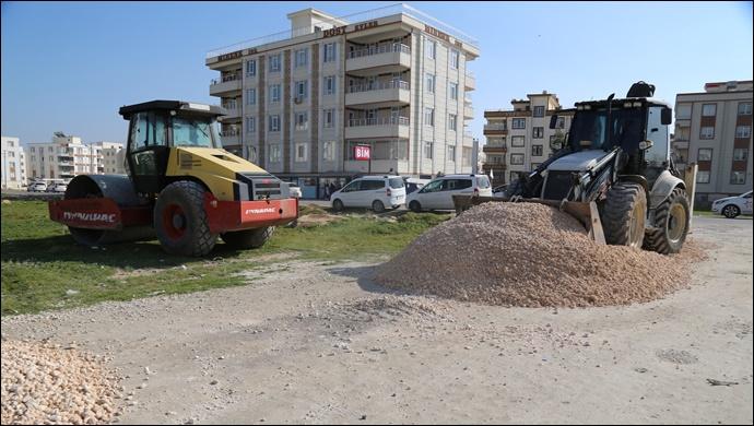 Haliliye Belediyesinden 8 Mahallede Üst Yapı Çalışması-(VİDEO)