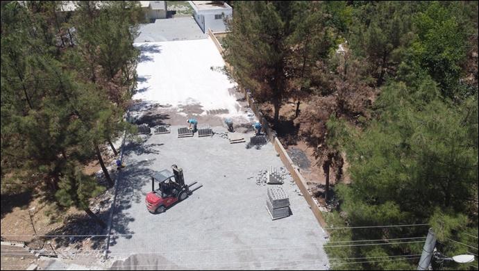 Haliliye Belediyesinden 4 Mahallede Yol Yapım Çalışması-(VİDEO)