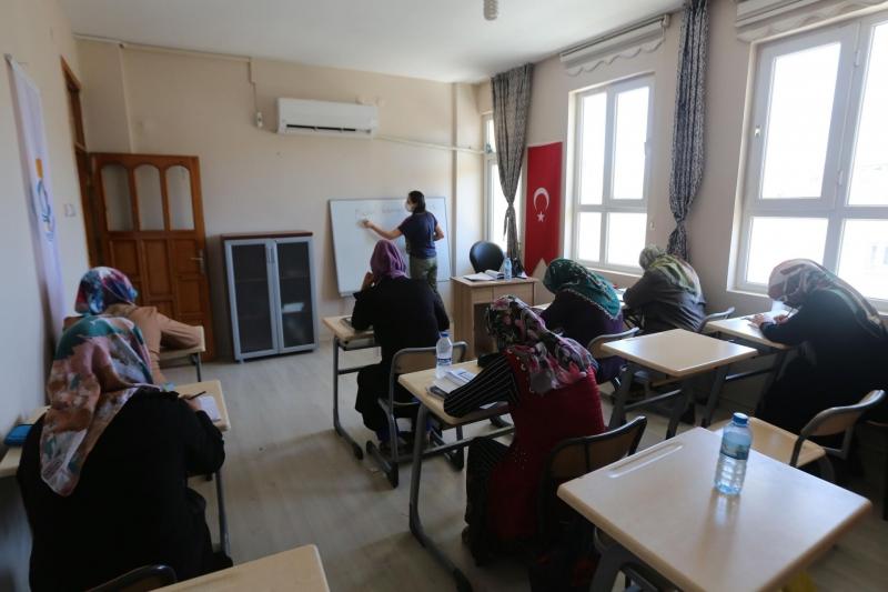 Haliliye Belediyesinden Kadınlara Pozitif Ayırımcılık-(VİDEO)
