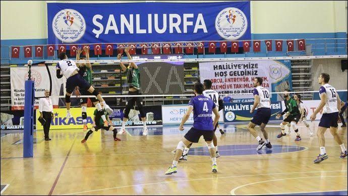 Haliliye Belediyespor 0-3 Spor toto