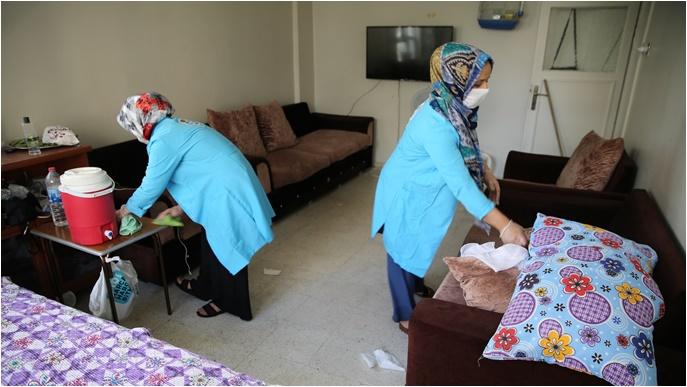 Haliliye, 'Sosyal Belediyecilik' İle Gönüllere Dokunuyor-(VİDEO)