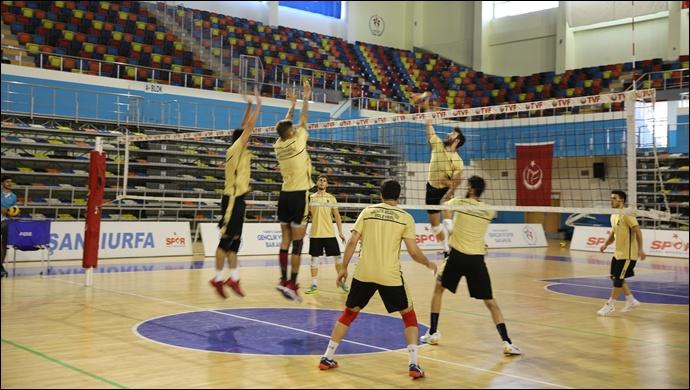 Haliliye Voleybol Takımı Lige Sıkı Hazırlanıyor-(Videolu)
