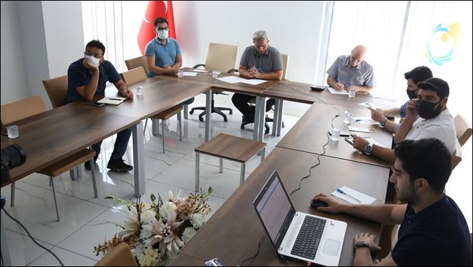 Haliliye'de 2 fabrikanın ihalesi gerçekleştirildi-(VİDEO)